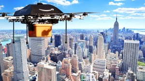 Amazon plans to use aerial drones to deliver packages via a new prime air service