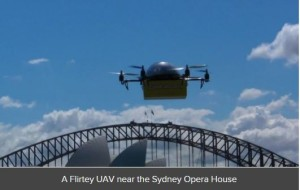 Australian startups plan on using UAVs to deliver textbooks