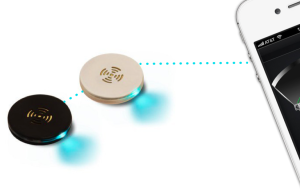 StickNFind Bluetooth stickers let you tag and locate your goods with a smartphone