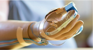 New prosthetic hand can feel not just touch