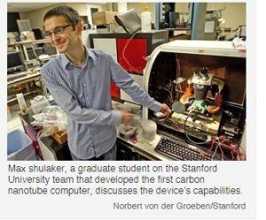 Meet the World's First Carbon Nanotube Computer