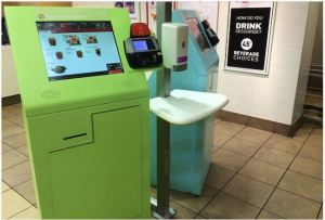 Do You Want Fries With That? Robots Will Soon Run McDonald's Restaurants (Photo)