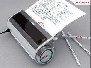 Brilliant Device Turns Waste Paper Into Pencils