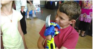 Kid In Need Of Prosthetic Hand Gets Superhero Treatment With Wolverine Claw