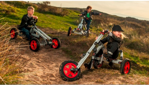 Infento Offers Transformable Transportation for Kids as They Grow