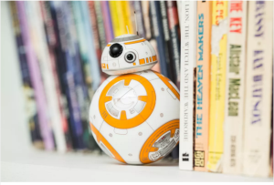 You can now buy Star Wars' adorable BB-8 droid and let it patrol your home