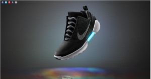 NIKE HYPERADAPT 1.0 MANIFESTS THE UNIMAGINABLE