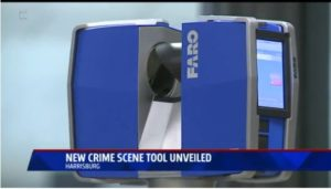 New technology to revolutionize crime scene investigation in Dauphin County