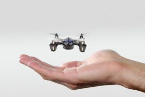Miniaturizing the Brain of a Drone