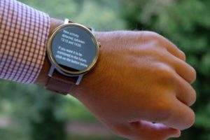 Algorithm Unlocks Smartwatches That Learn Your Every Move