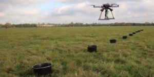 How Drones Could Be Able to Plant a Billion Trees Per Year