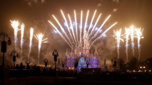 Disney researchers are working on fireworks you can 'feel'