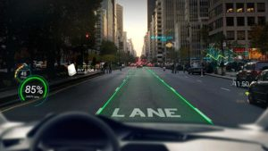 Alibaba-backed augmented reality start-up makes driving look like a video game