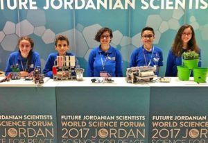 Young minds display ingenious inventions at World Science Forum