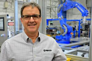 Fiber optic supplier adds robots to workforce