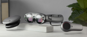 Magic Leap unveils its smart glasses for first time