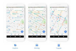 Google Maps will now tell you when to get off the train or bus