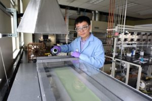 New technology improves hydrogen manufacturing
