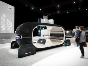 Kia Motors Unveils Real-time Emotion Adaptive Driving System