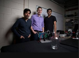 Inexpensive 'nano-camera' can operate at the speed of light