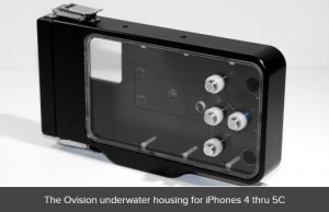 Ovision takes the iPhone on a voyage to the bottom of the sea