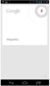 Google brings Voice Search to Filipino
