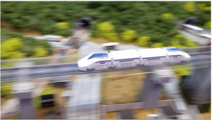 Takara Tomy's Maglev Linear Liner – the fastest toy train in the East (and West)