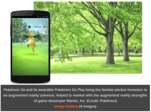 Pokémon and Niantic Collaborate to Bring Augmented Pocket Monsters to the Real World