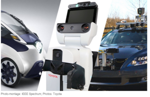 Toyota Announces Major Push Into AI and Robotics, Wants Cars That Never Crash