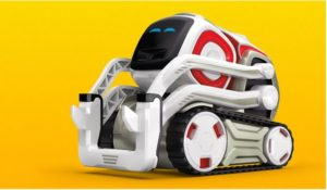 AI Playmate Cozmo Wants to Get to Know You