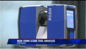 New technology to revolutionize crime scene investigation in Dauphin County