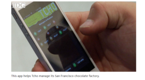 Chocolate making becomes sweeter thanks to tech