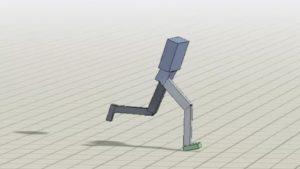 Watch a Computer Program Teach Itself to Run for Dear Life