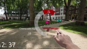 Augmented Reality Technology: A Student Creates The Closest Thing Yet To A Magic Ring