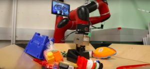 This Robot Can Learn Like a Baby and Predict Its Future