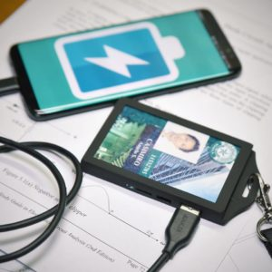 LOOK: La Salle students create ID case with power bank
