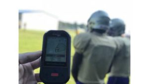 Gurdon Football Helmets Equipped with Concussion-Monitoring Technology